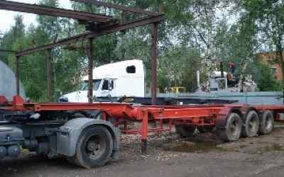 ТОНАР контейнеровоз - Рязань, заказать или взять в аренду