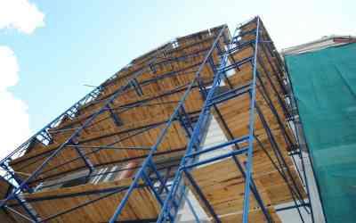 Аренда строительных лесов и вышек тур - Рязань