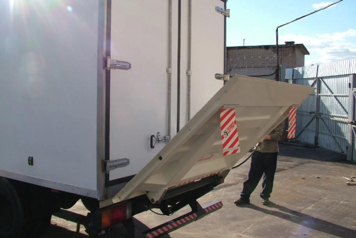 Грузоперевозки. Автомобиль ISUZU с гидробортом - Милославское, заказать или взять в аренду