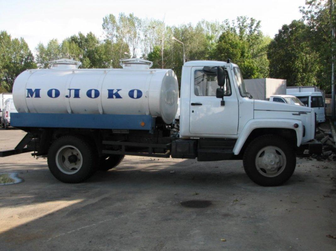 ГАЗ-3309 Молоковоз - Рязань, заказать или взять в аренду